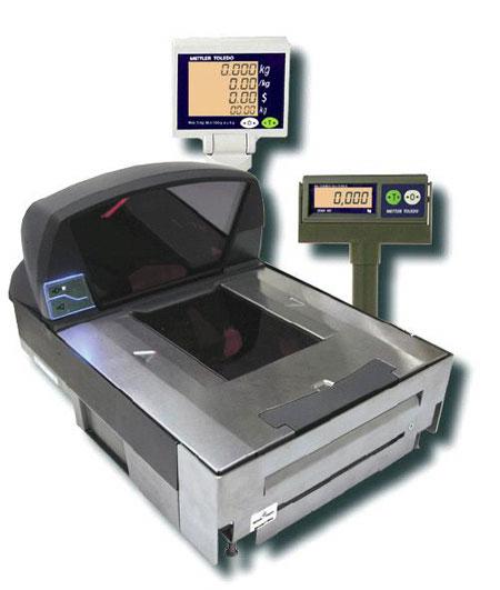 Многоплоскостной сканер штрих кодов