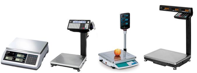 Купить торговые весы недорого